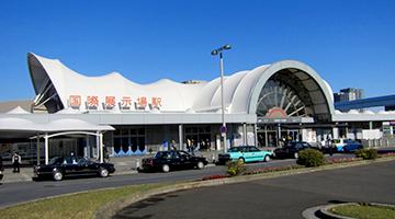「国際展示場駅」的圖片搜尋結果