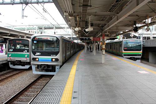 大崎駅|りんかい線の各駅・路線...