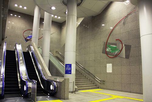 品川シーサイド駅|りんかい線の...