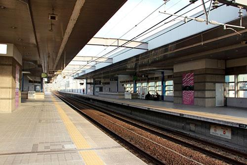東雲駅|りんかい線の各駅・路線...